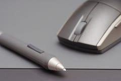 Die Werkzeuge des Designers Lizenzfreie Stockfotografie