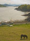 Die Westküste von Schottland. Stockbilder