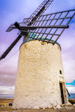Die Windmühle Lizenzfreies Stockbild