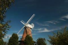 Die Windmühlen meines Verstandes lizenzfreies stockfoto