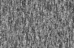 Die wirkliche Heidemaschenware, die von den synthetischen Fasern gemacht wurde, maserte Hintergrund Farbige Gewebebeschaffenheit  Stockfotografie