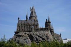 Die wizarding Welt von Harry Potter stockfotos