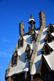 Die Wizarding-Welt von Harry Potter im Universalstudio, Osaka Lizenzfreie Stockbilder