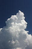 Die Wolke vor dem Sturm Lizenzfreies Stockbild