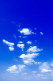 Die Wolken. Stockbilder