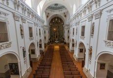 Die wunderbare alte Stadt Toledo, Spanien lizenzfreies stockbild