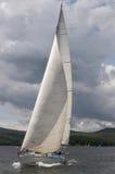 Die Yacht Lizenzfreies Stockbild