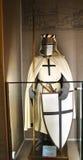 Die Zahl der Teutonic Ritter im Museum von Alexander Nevsky Pereslavl-Zalesskiy, Russland Lizenzfreies Stockfoto