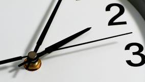 Die Zeit läuft stock video
