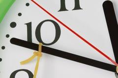 Die Zeit zurückziehen Lizenzfreies Stockbild
