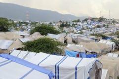 Die Zelte. Stockfotografie