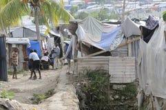 Die Zelte. Lizenzfreies Stockfoto