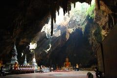 Die Zentrale der großartigen Höhle. Stockfoto