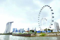 Die Zersiedelung von Singapur Lizenzfreies Stockfoto