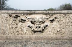 Die Zhaozhou-Brücke Stockfoto