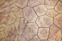Die Ziegelsteinblock-Wegweise Stockbilder