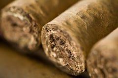 Die Zigarren Lizenzfreie Stockfotografie