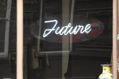 Die Zukunft lizenzfreie stockbilder