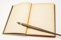 Die Zusammenfassung des Schreibens lizenzfreies stockfoto
