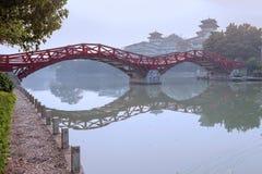 Die zwei Flüsse und vier Seen, Guilin Lizenzfreies Stockfoto