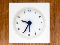 Die zweite Reihe der Reihenfolge von Zeit, 77/96 Lizenzfreies Stockbild