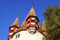 Diebsturm in Lindau Royalty Free Stock Photography