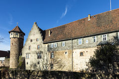 Diebsturm in Michelstadt Royalty Free Stock Photo