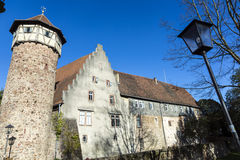 Diebsturm in Michelstadt Royalty Free Stock Photography