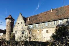 Diebsturm in Michelstadt Royalty Free Stock Photo