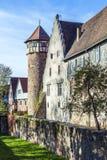 Diebsturm in Michelstadt Royalty Free Stock Image