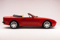 Diecast car Stock Image
