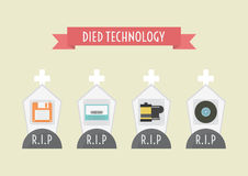 Died Technology Stock Images