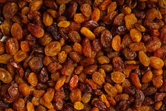 Dieet gezond voedsel. Rozijnenkrenten en rozijnen als achtergrondtextuur royalty-vrije stock fotografie