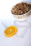 Dieet producten Royalty-vrije Stock Foto's