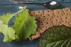 Dieet voor het gezonde eten Royalty-vrije Stock Foto