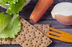 Dieet voor het gezonde eten Stock Fotografie
