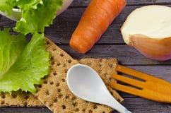 Dieet voor het gezonde eten Royalty-vrije Stock Afbeelding