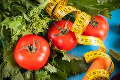 Dieetconcept Stock Fotografie