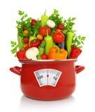 Dieetconcept stock afbeeldingen