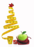 Dieetoverleg stock fotografie
