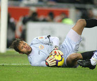 Diego Alves of Almeria Royalty Free Stock Photography