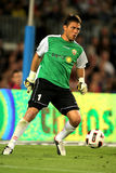 Diego Alves of Almeria Stock Photography