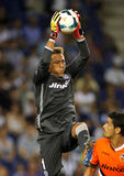 Diego Alves of Valencia CF Stock Photography