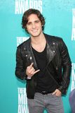 Diego Boneta at the 2012 MTV Movie Awards Arrivals, Gibson Amphitheater, Universal City, CA 06-03-12 Royalty Free Stock Photo