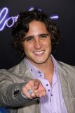 Diego Boneta. At the Footloose Los Angeles Premiere, Regency Village Thester, Westwood, CA 10-03-11 Royalty Free Stock Photography