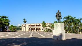 Diego Columbus palace, Santo Domingo Royalty Free Stock Image
