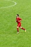 Diego Contento dal randello di calcio di Baviera Monaco di Baviera Fotografia Stock Libera da Diritti