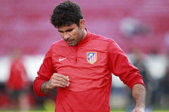 Diego Costa Fotos de Stock Royalty Free