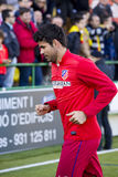 Diego Costa of Atletico de Madrid Stock Photo