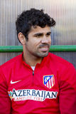 Diego Costa of Atletico de Madrid Stock Images